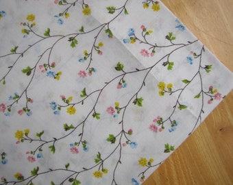 Baby Vines - Vintage Flat Bedsheet