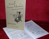 Treadle Sewing Machines Cleaning Book