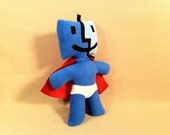 Mac Finder Icon Baby Super Boy Doll