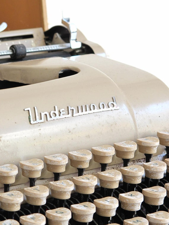 Reserved Only For Cheryl- Typewriter-- Start Writing A Best Seller