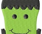 Frankenstein Mini Machine Embroidery Design
