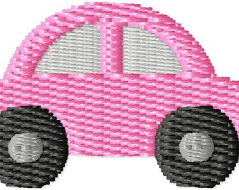 Car Mini Machine Embroidery Design