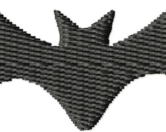 Bat Mini Machine Embroidery Design