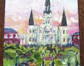 New Orleans Jackson Square Hustle