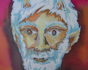 Father Winter Pagan God Faerie Santa Yule King