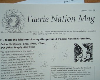 Faerie Nation Mag