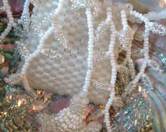 Innocent Wishes - - Faerie Wedding Amulet Bag
