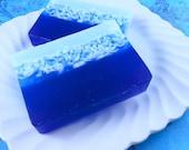 Soap - Night's Sky Soap -  Glycerin Soap - Handmade Soap - SoapGarden