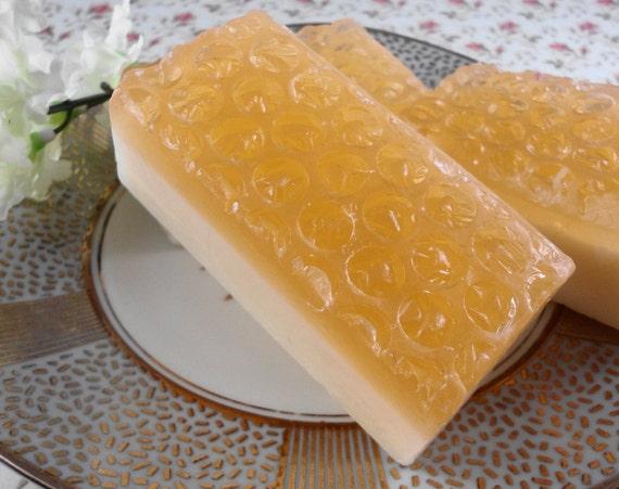 Soap - Bee's Knees Soap - Glycerin Soap - Handmade Soap - Honey Soap - SoapGarden