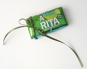 Lime A Rita Margarita Can Gift Box Recycled Bud Light Lime Eco Friendly Repurposed Recycled