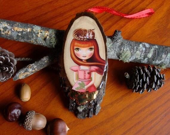 Abigail Ornament