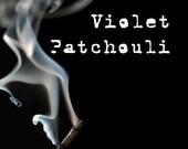 Violet Patchouli  - Luxury Incense