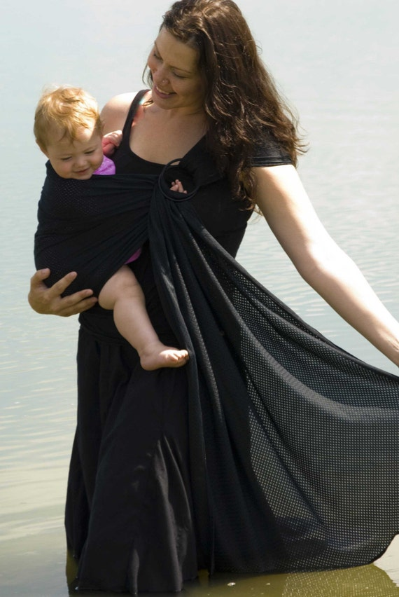 Water Baby Mesh Ring Sling for Pools, Beach Vacation, Shower US Shipping Included