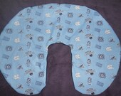 North Carolina Baby - Boppy Pillow Cover - Boppy slipcover,Nursing pillow cover, boppy pillow cover, baby shower, gift, unc baby