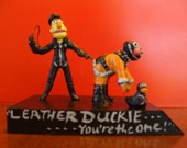 Leather Duckie *Made To Order*