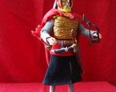 Yuezhi Warrior (from Ancient Xinjiang China)Action Figure