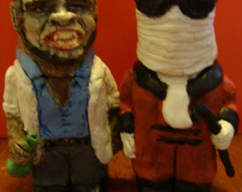 Horror Scientists S/P shakers(standard Size)*Made To Order*