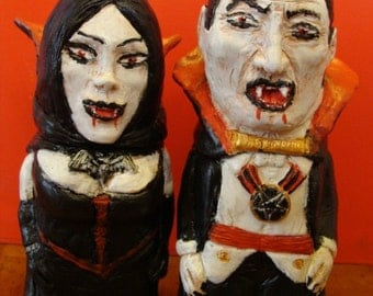 Vampires S/P shakers(standard Size)*Made To Order*