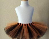 Ballet style Tutu AMERICAN MADE TULLE choose 2 colors orange black pink purple red lime blue u choose