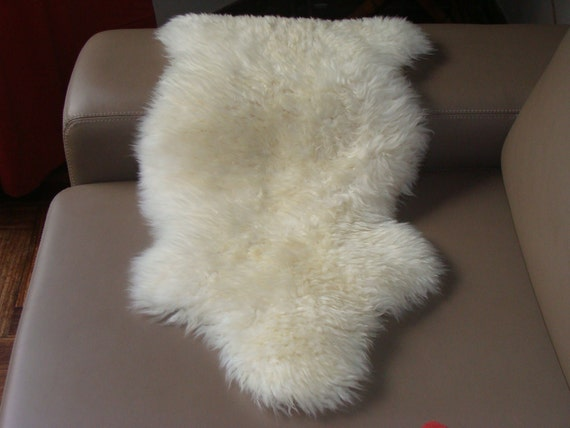 Little White Lamb Rug