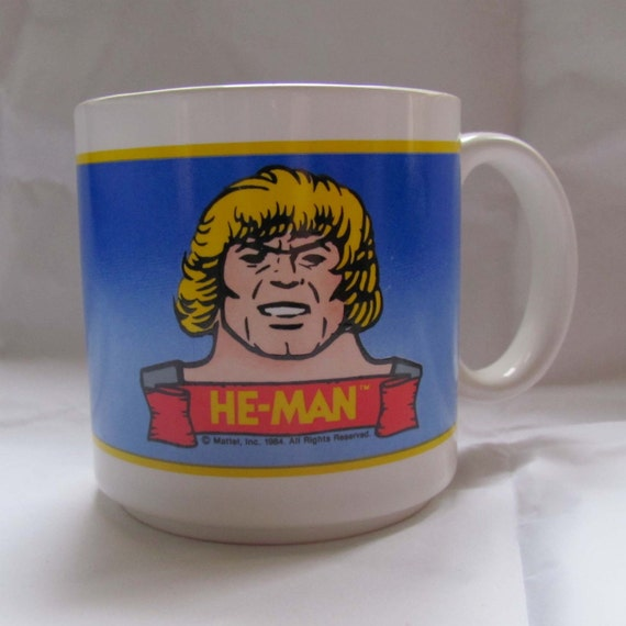 He-Man Masters of the Universe  mugs