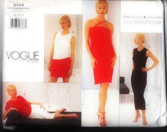 Donna Karan New York Vogue American Designer 2154