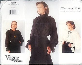 Oscar de la Renta Vogue Patterns 1284