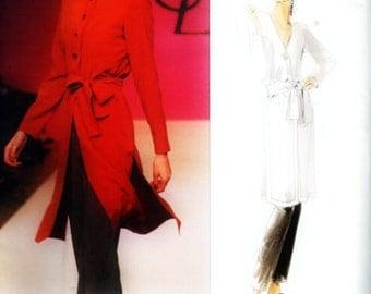 Vogue Pattern Yves Saint Laurent  2180 Sizes 6-8-10