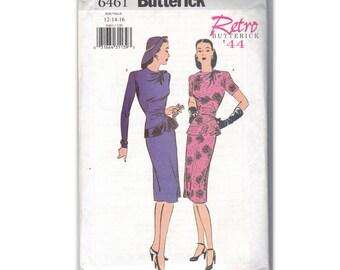 Retro Butter '44 Dresses