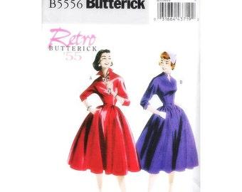 Retro Butterick '55 B5556