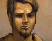 Original Painting - Guy