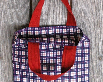 Red, White and Blue Parade Candy Bag