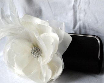 Evening Bag | Black Tie Formal Clutch | Bridesmaid Clutch | Custom Clutches | Bridesmaid Gift Idea | Black Tie Wedding | Personalized Clutch