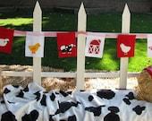 Farm/Barnyard Theme Banner