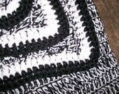 Black and White Queen Size Special Order for Janice