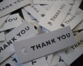 Simple Thank You Tags 25