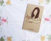 Personalized Notebook - Hurricane Girl