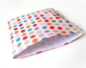 CLEARANCE Reusable Sandwich Bag -- Berry Sweet