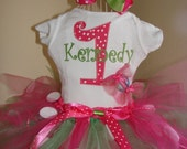 Sweet Treats Candy shop tutu outfit  You choose Colors, Boutique bow, head band, Great for Birthdays