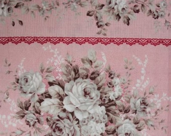 Rose Classic Fabric Quilt Gate MR 2060 12A Roses