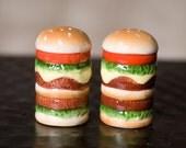 Double Stack of Seasonings - Burger Shakers