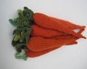 Knit Carrot