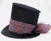 Mad Hatter Hat From Alice in Wonderland Halloween/Birthday/Party