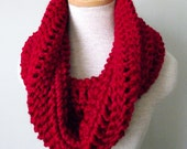Crochet Cowl - The Yorkshire Cowl in SPICE