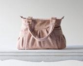 Elessa in Pink wool