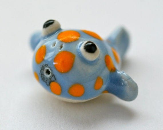 Puffer Pocket Pal - Hipster Fish