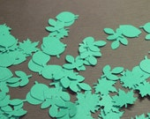 75 Hand Punched Leaves .... Cards .... Scrapbooks.... Confetti