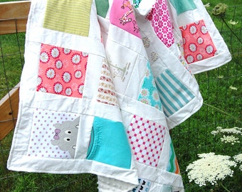 September Slot for Custom Baby Clothes Quilt
