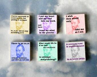 Vincent VAN GOGH Magnet Gift Set