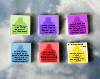BUDDHA Magnet Gift Set